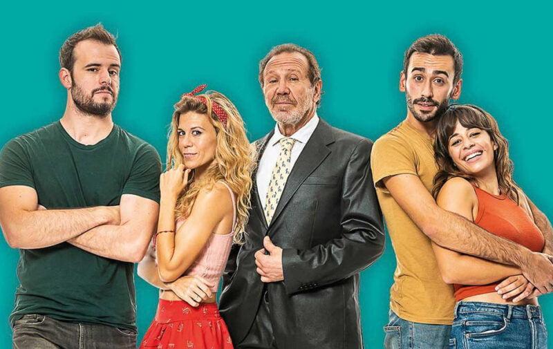 El Olympia de València acoge Burundanga, una comedia sobre el final de ETA