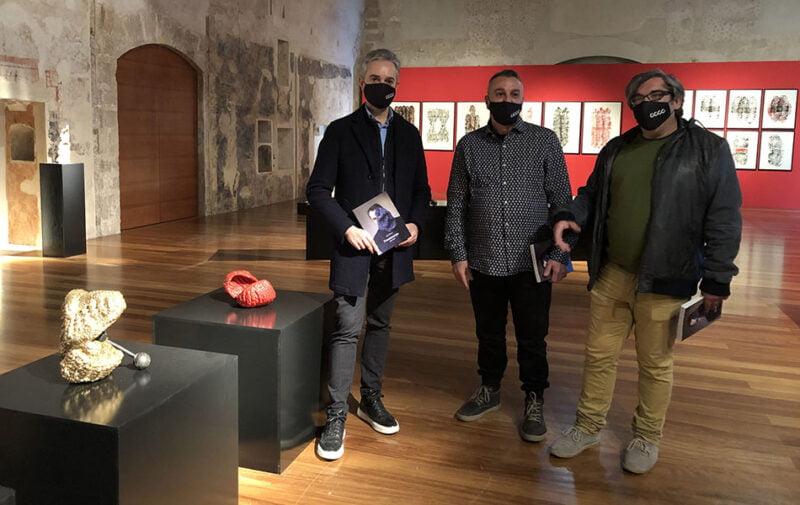 El CCCC presenta la última creación del artista valenciano Álex Francés