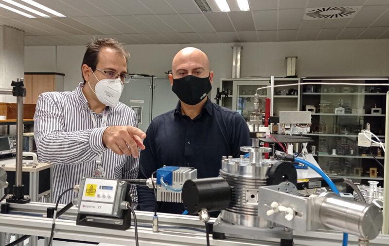 La UPV y el CSIC descubren un método para producir hidrógeno a partir de microondas