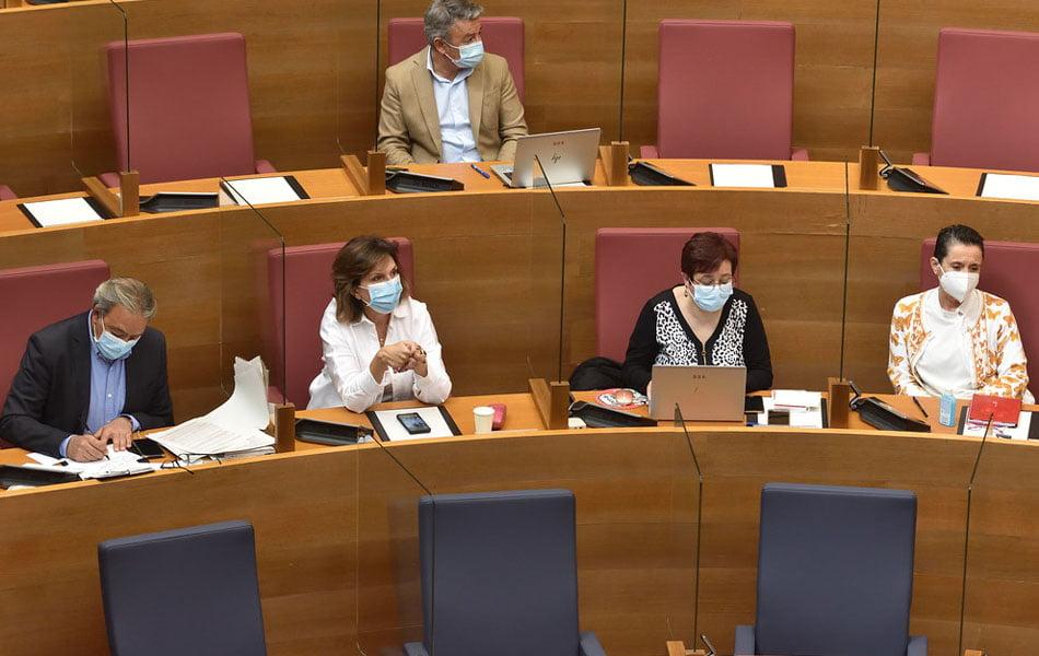 Imagen destacada El Botànic rechaza devolver al Consell la ley de Acompañamiento para 2021