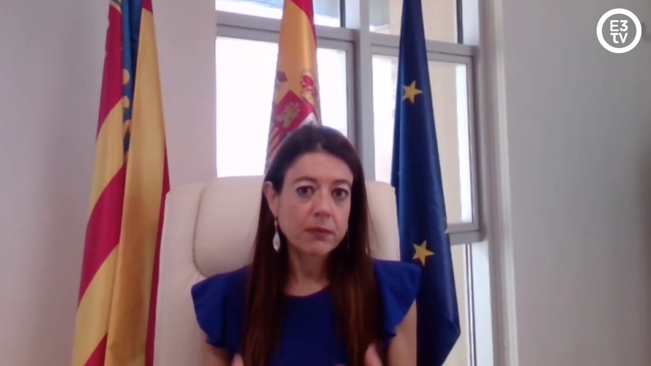 El plan de financiación de las universidades explicado por Carolina Pascual