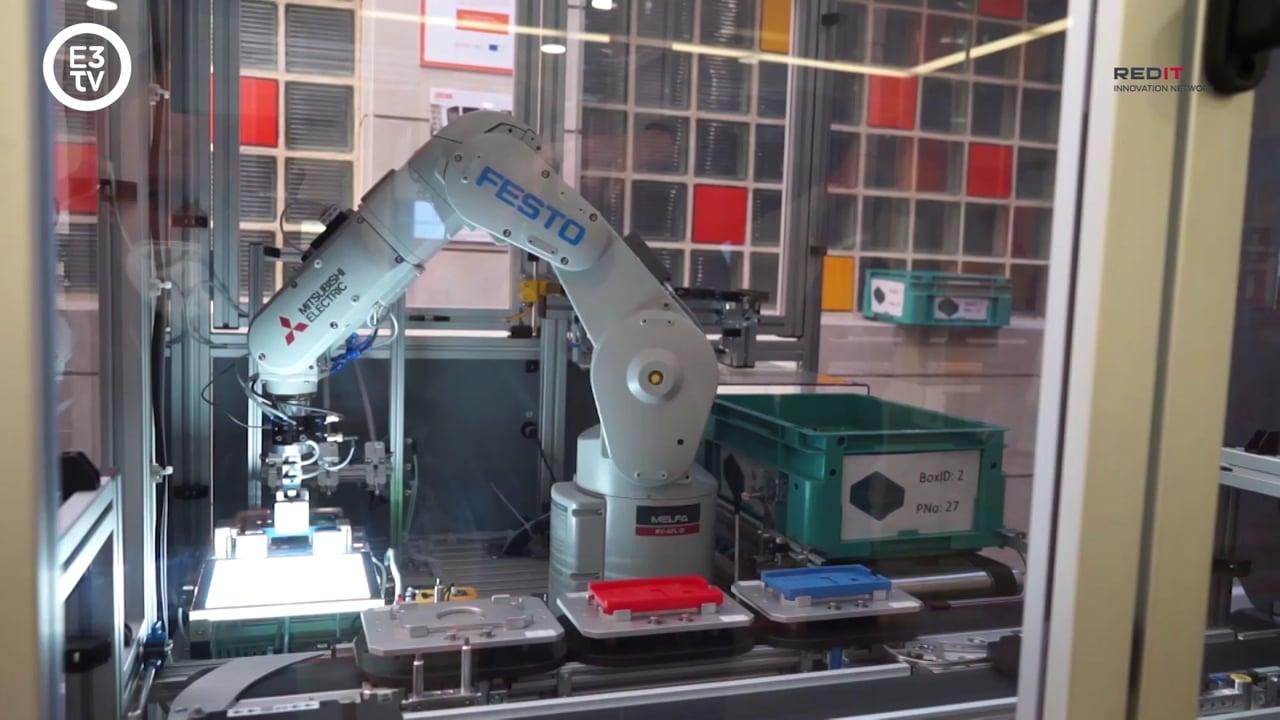 ITI inaugura el primer Centro Demostrador especializado en datos para la industria 4.0