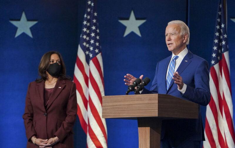 Joe Biden nuevo presidente electo de EE.UU.