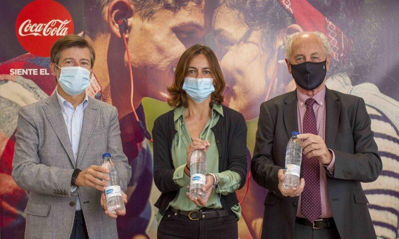 Maratón Valencia repartirá 1M de botellas elaboradas con las recicladas en 2019