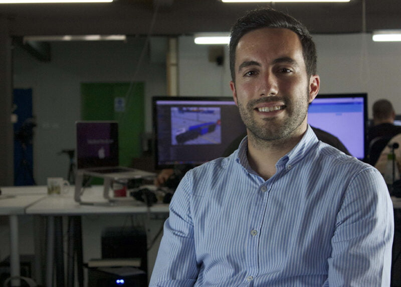 M. Cearsolo (Ludus): Somos el Netflix de la realidad virtual