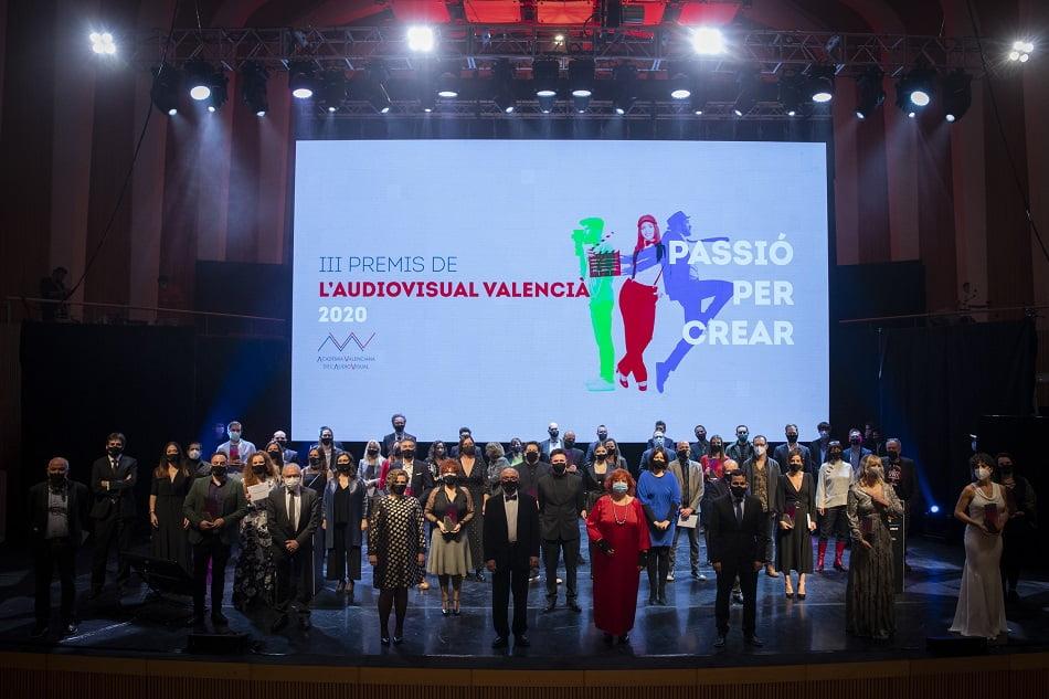 'La mort de Guillem' triunfa en los Premios del Audiovisual Valenciano