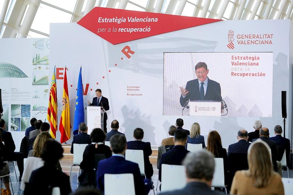 """Puig anuncia 14 proyectos """"tractores"""" con los que captar fondos europeos"""