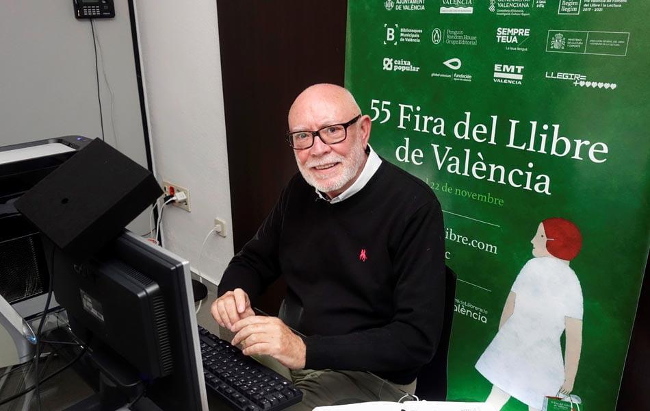 La Fira del Llibre de València acaba con más de 19.000 espectadores digitales