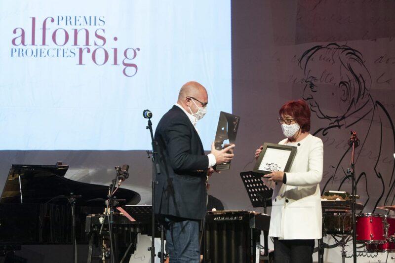 Ángela García Codoñer, premio Alfons Roig 2020 a la Trayectoria Artística