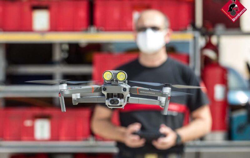 Drones ante las emergencias
