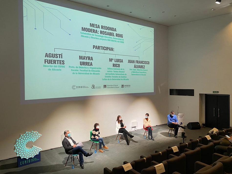Cenid trabaja en mejorar la capacitación digital de los ciudadanos