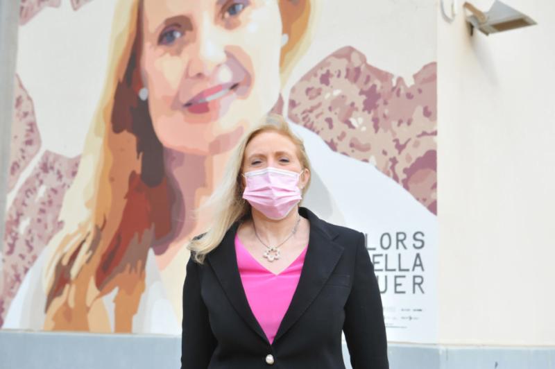 La UPV y Las Naves homenajean a la investigadora valenciana Dolors Corella