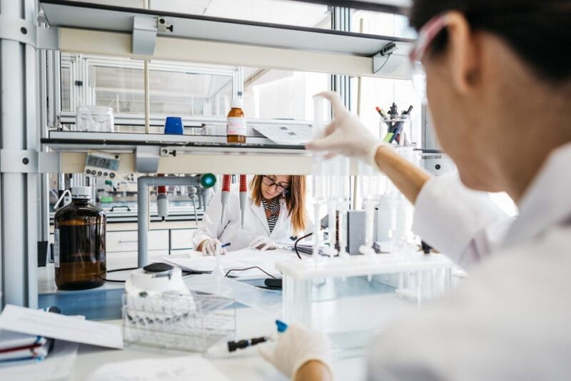 Un nuevo método de análisis para el control de residuos de plaguicidas en alimentos