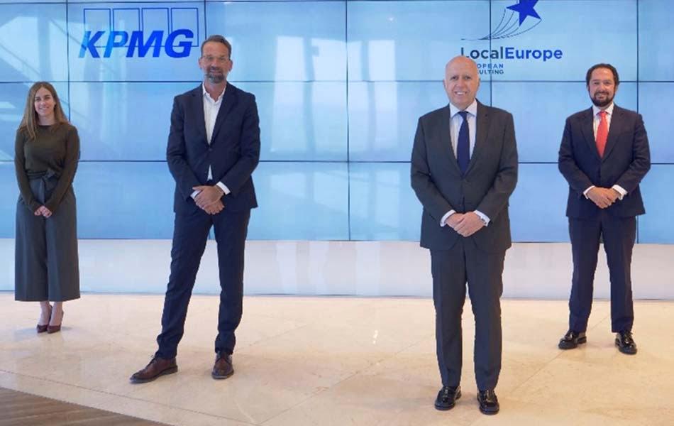LocalEurope se alía con KPMG y crean una plataforma de gestión de fondos europeos