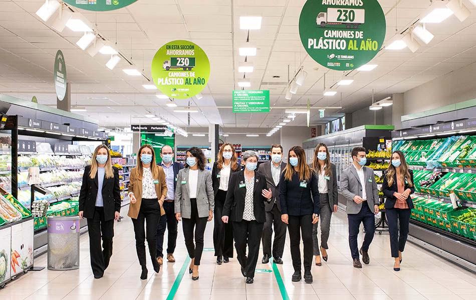 Mercadona acelera su estrategia para reducir el plástico e invierte más de 140 millones