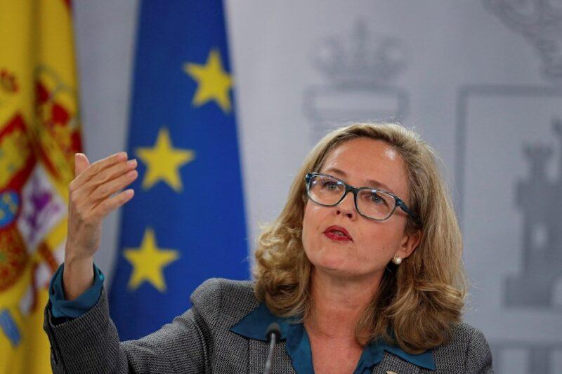 Nadia Calviño, ministra de Asuntos Económicos
