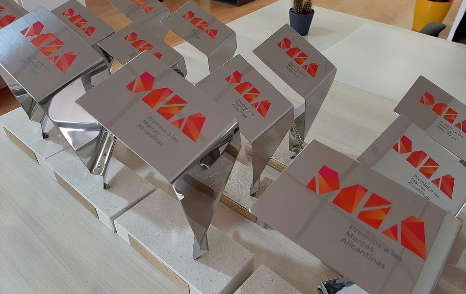 18 marcas alicantinas finalistas de la IV Edición de los Premios MIA 2020