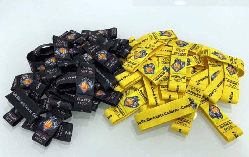 Las pulseras Casfid ponen su tecnología al servicio de 40 fallas para una fiesta segura