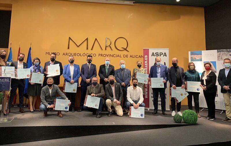 Dos fondillones y dos tintos, consiguen los cuatro Oros del Concurso de Vinos de Alicante
