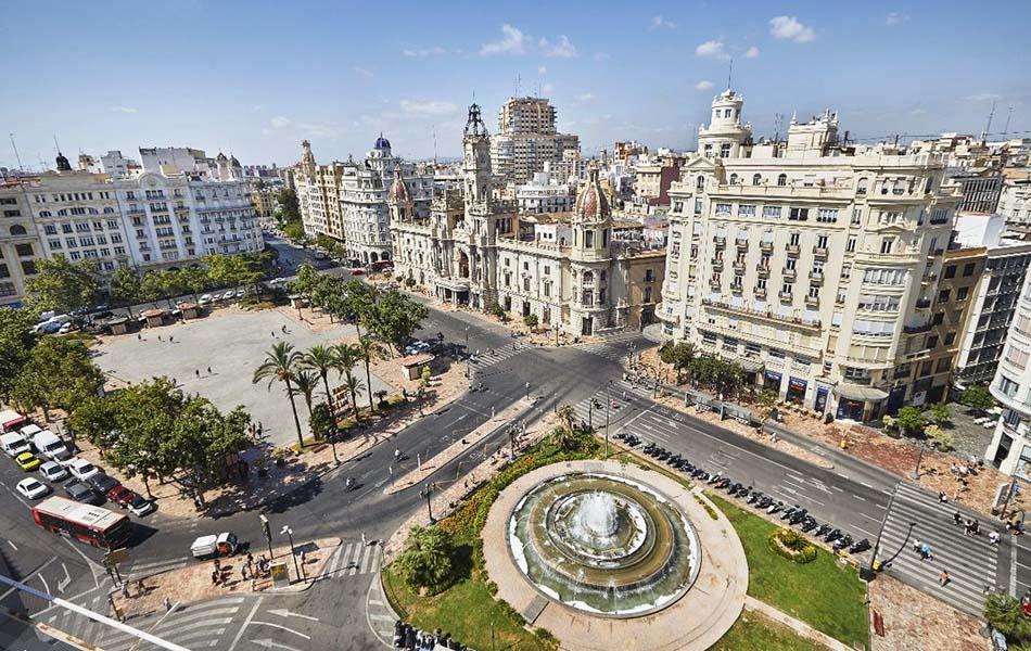 València sube el IAE a los hoteles un 20% en el año de menor actividad
