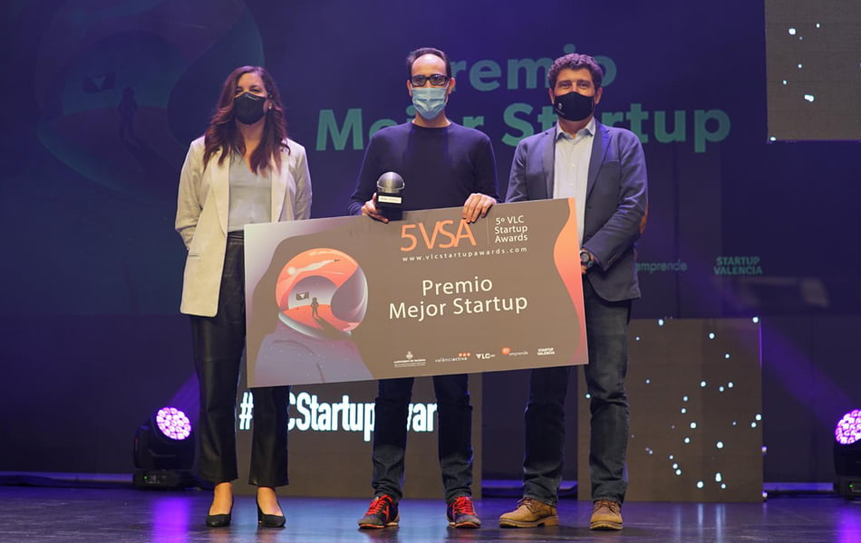 València premia las propuestas más innovadoras en los VLC Startup Awards