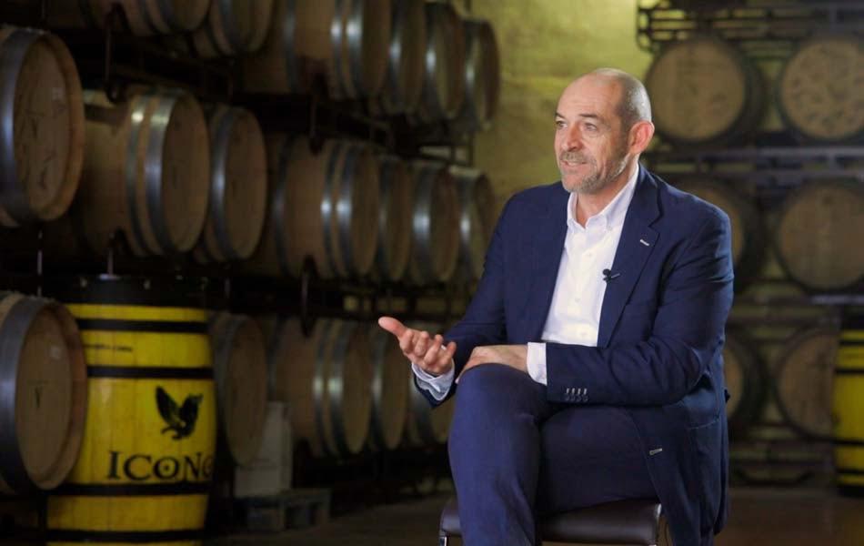 """Martínez (La Viña): """"Nuestra razón de ser es que el viticultor viva de su trabajo"""""""