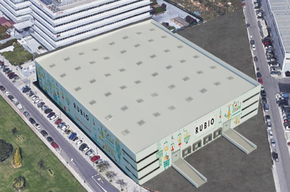 Editorial Rubio confía de nuevo en Masquespacio para diseñar su nueva sede