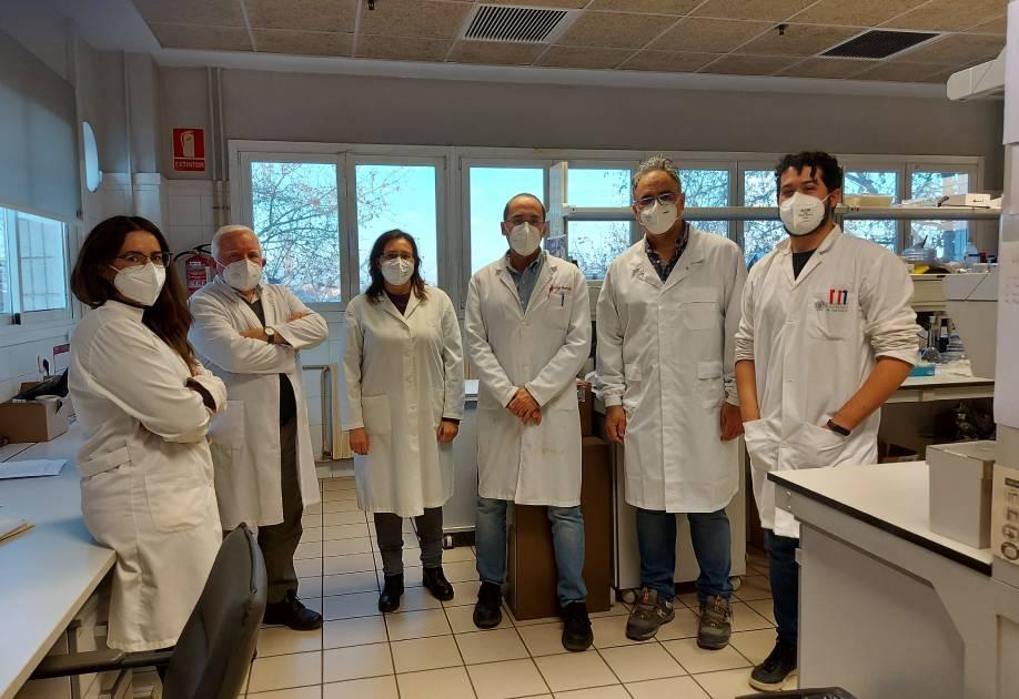 Equipo de investigadores del Instituto IDM de la Universitat Politècnica de València