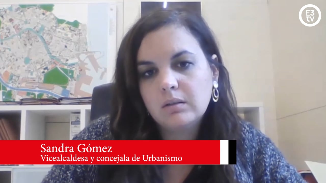 Sandra Gómez hace balance de la gestión del Ayuntamiento en 2020