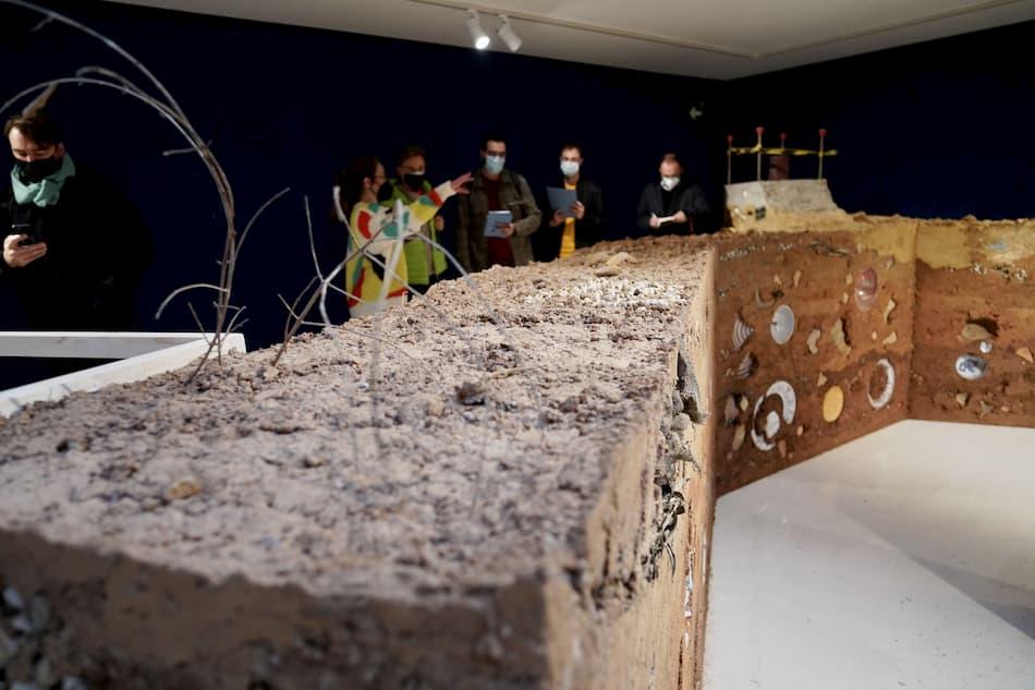 exposición sobre patrimonio cultural de la huerta valenciana