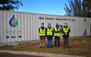 Estación Regeneradora de Agua (ERA) proyecto Guardian