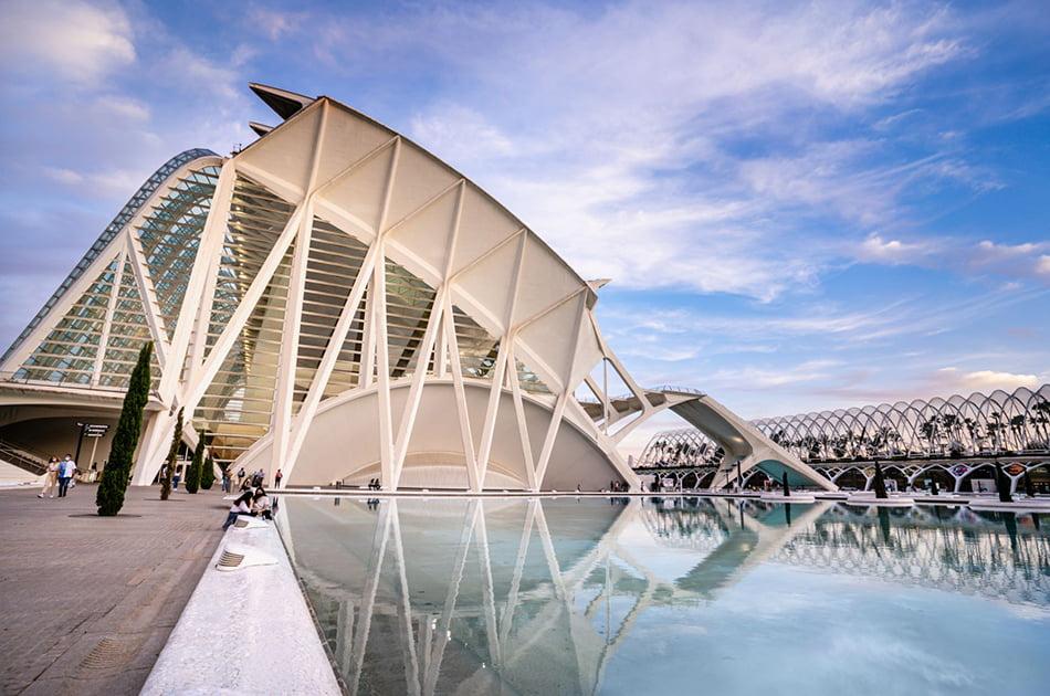 Imagen destacada La Ciutat de les Arts i les Ciències amplía horarios y actividades para este puente