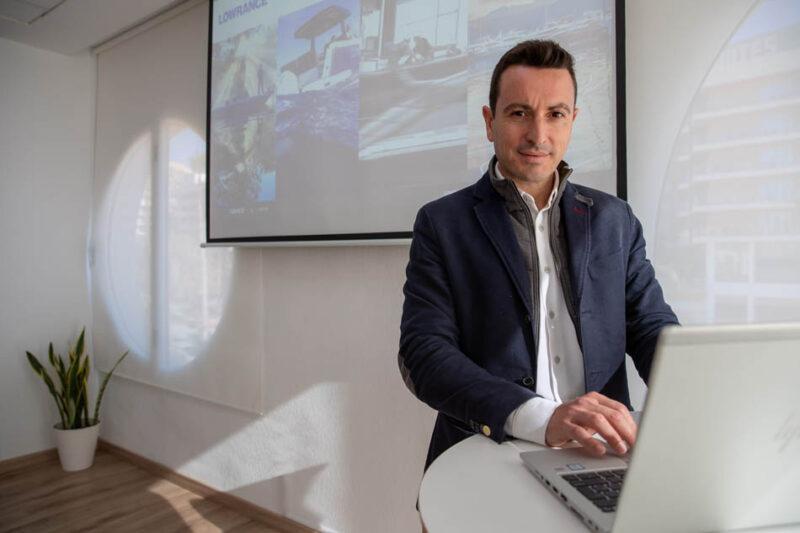 Alicante, el nuevo laboratorio de ideas de la visión náutica de Navico
