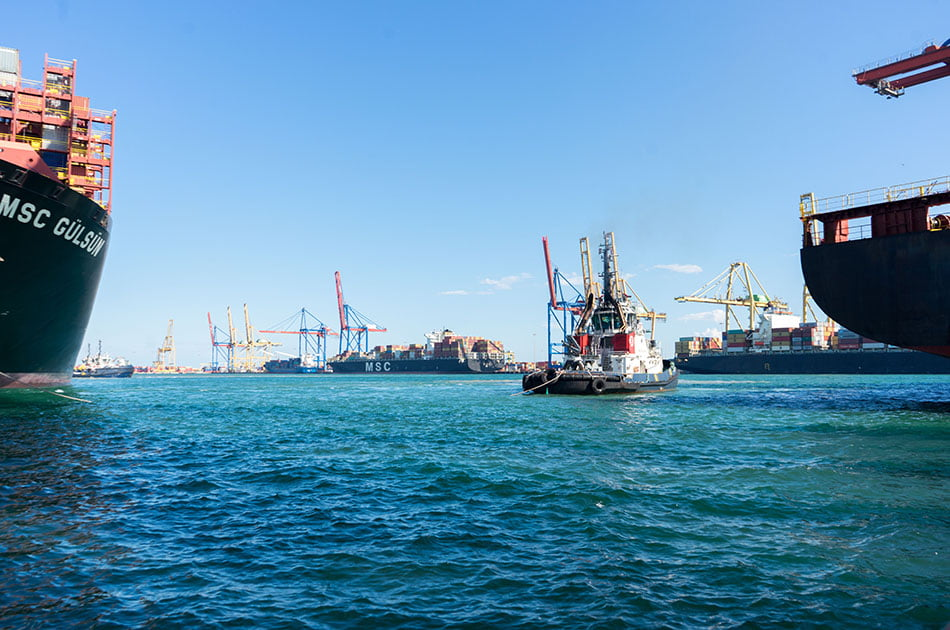 La reactivación del comercio internacional aumenta el VCFI un 2,18% en noviembre