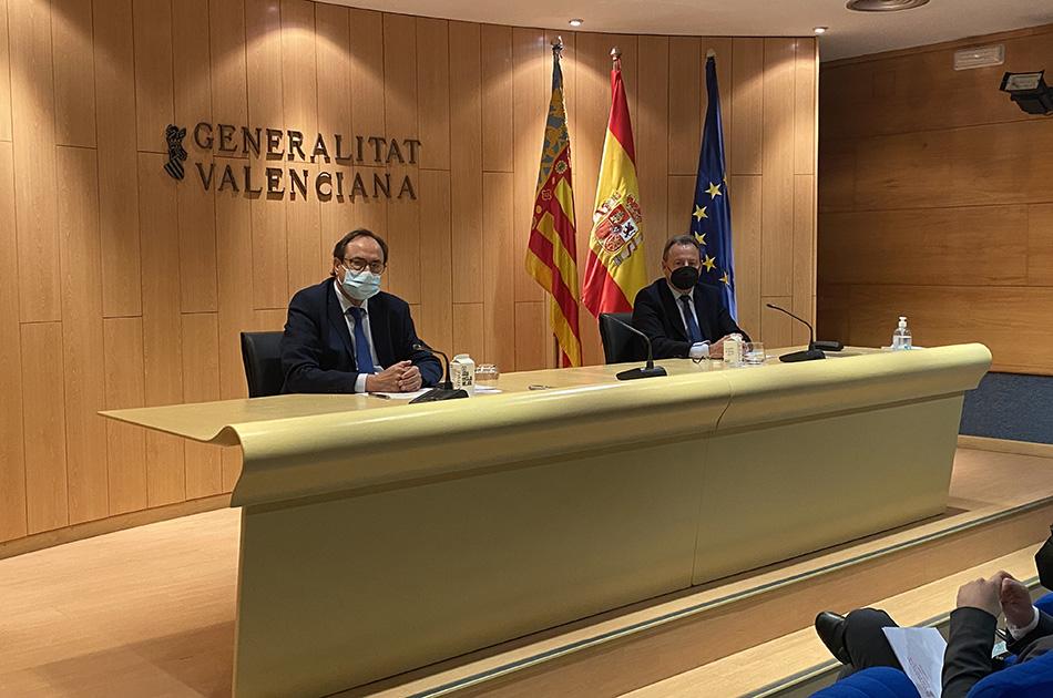 Ascer presenta sus proyectos estratégicos para la reactivación económica valenciana