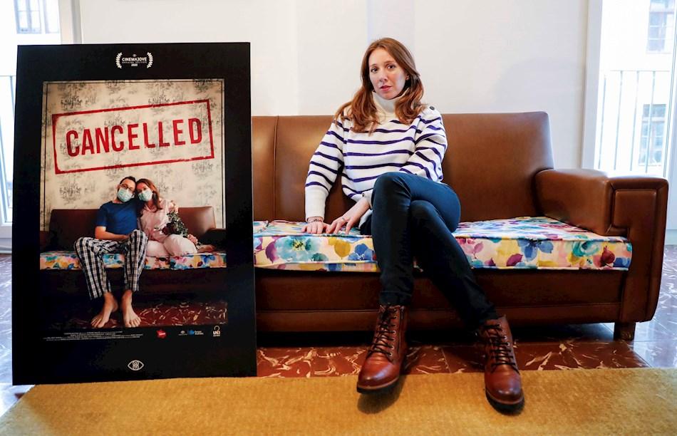 'Cancelled', la serie del confinamiento con 14 premios y público de 48 países