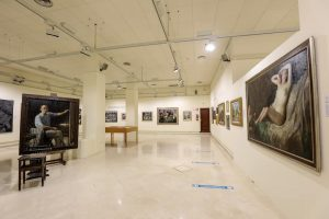 La Sala de Exposiciones de La Glorieta