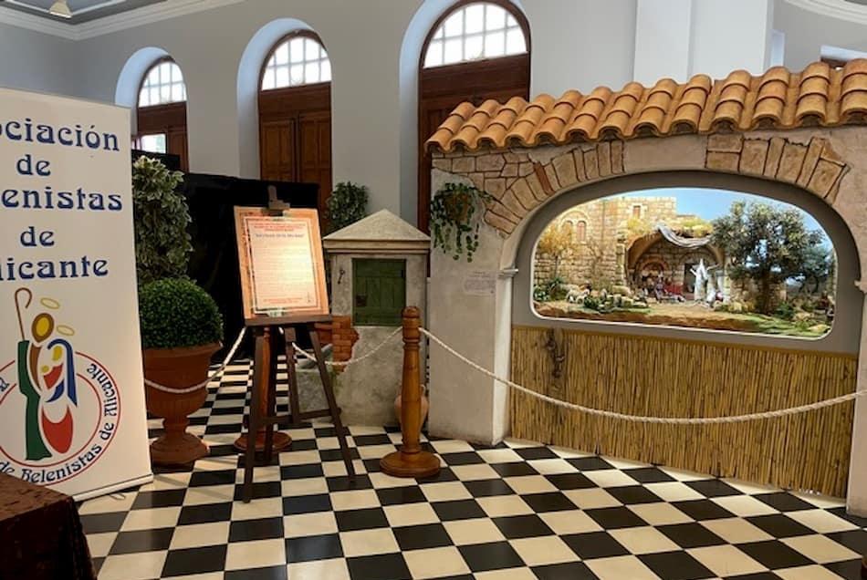 La Exposición de Belenes de la Diputación de Alicante