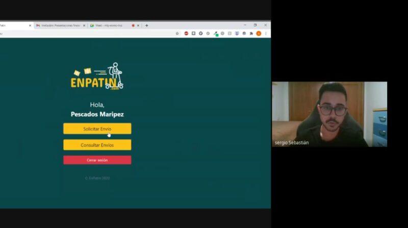 EnPatín, una experiencia pro comercio local, primer premio del hackathon de Torrevieja