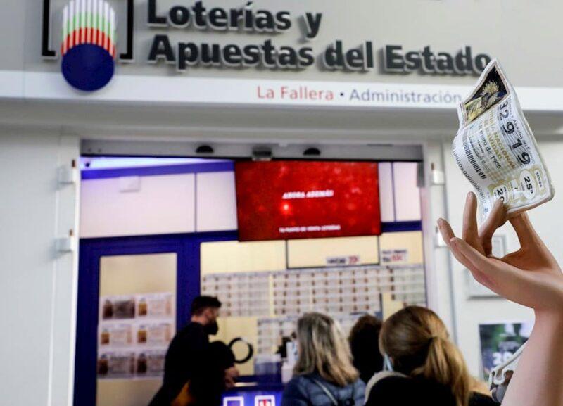 Establecimiento de Lotería