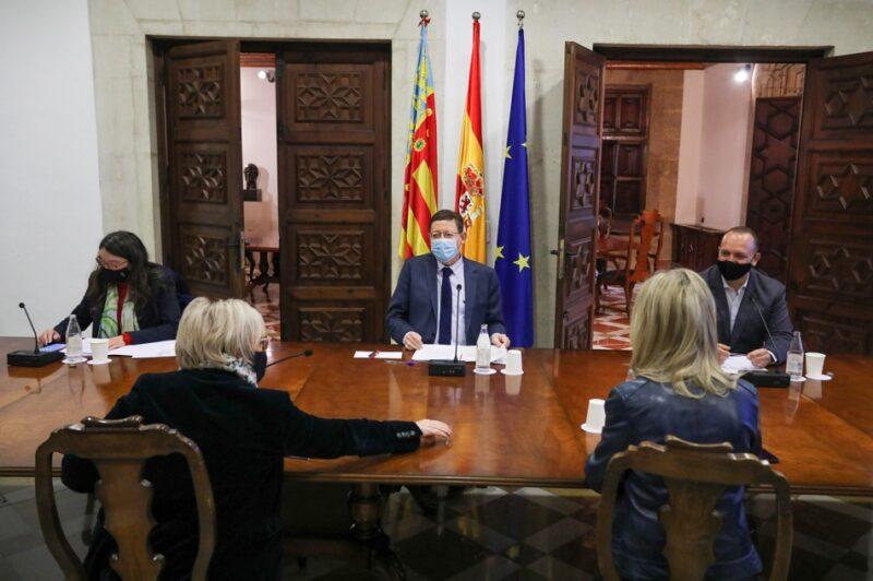 La Comunitat Valenciana amplía las medidas restrictivas hasta el 15 de enero