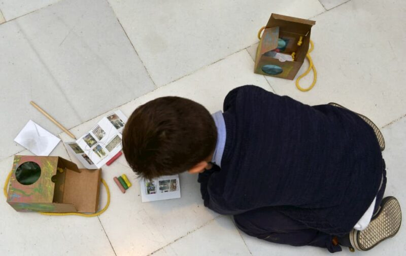 Fundación Bancaja lanza un taller infantil sobre la obra de Antonio López