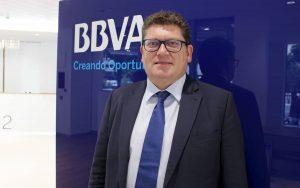 El nuevo director de pymes en la Dirección Territorial Este de BBVA