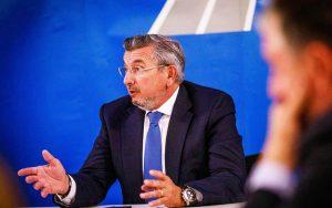Carlos Prades, presidente de FVET.