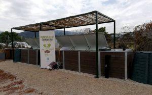 Centro de compostaje de la Diputación de Alicante