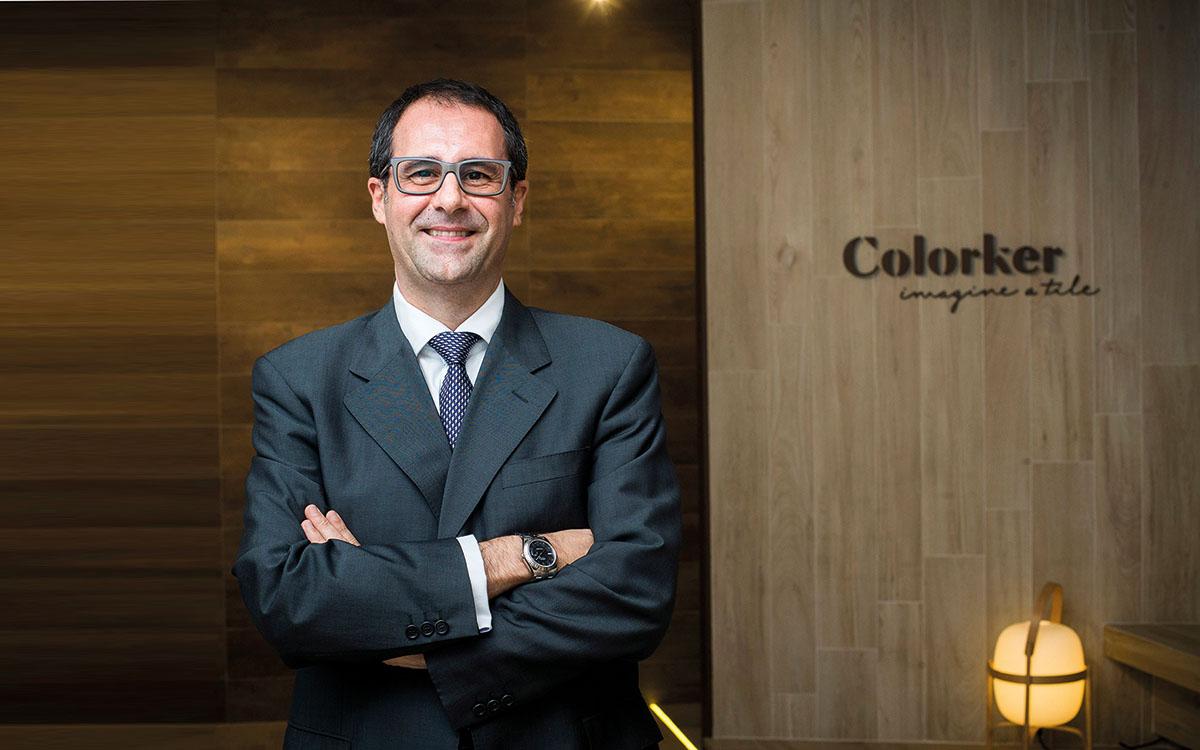 Miguel Ángel Murillo, consejero delegado de Colorker