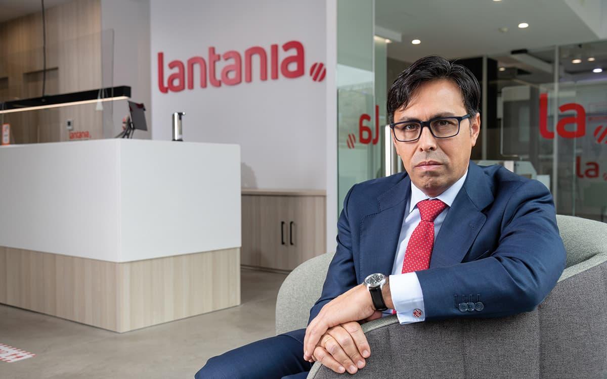 """F. Ávila (Lantania): """"Buscamos empresas que nos complementen y refuercen"""""""