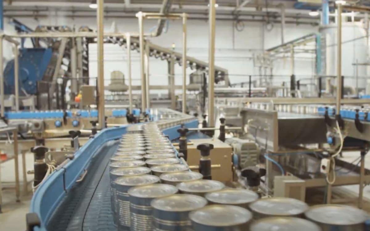 Industria alimentación