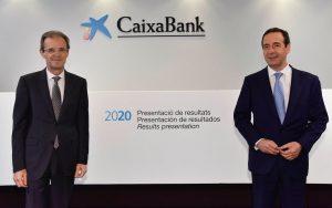 Jordi Gual y Gonzalo Gortáza