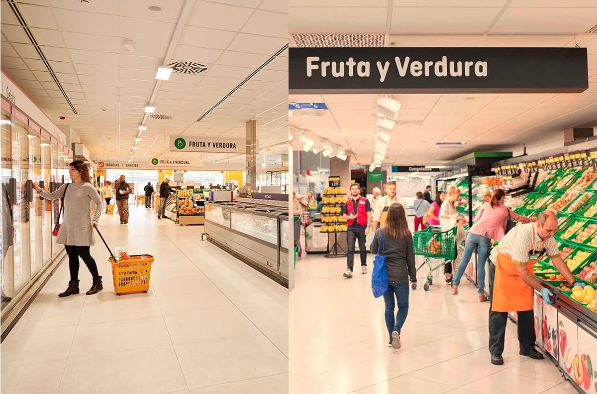 Mercadona y Consum lideres de la distribución en la Comunitat Valenciana